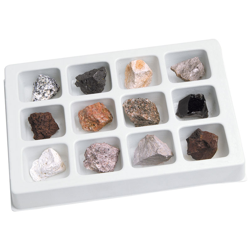 GeoSafari Igneous Rock Collection - by Educational Insights - EI-5205