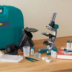 MicroPro 98-Piece Microscope Set - by Educational Insights [EI-5302]