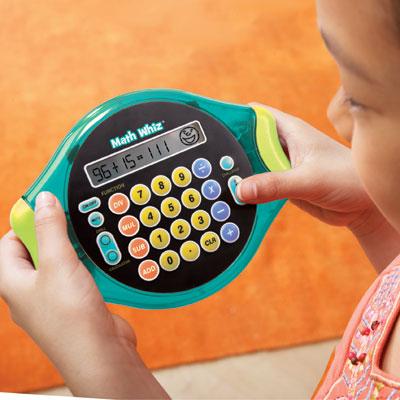 Math Whiz Maths Challenge - by Educational Insights - EI-8899
