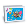 Value Playfoam Class Set - includes 16 Large Bricks (in 8 colours) - by Educational Insights