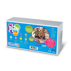 PlayFoam Student Set - includes 6 Bricks (6 colours) - by Educational Insights