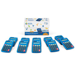 Primary Calculators by Learning Resources - Set of 10