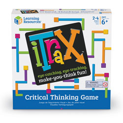 iTrax Critical Thinking Game - by Learning Resources