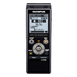 Olympus WS-853 Stereo Voice/Audio Recorder - 8GB built-in memory [WS-853]