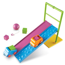 STEM Force and Motion Activity Set - 20 Pieces - by Learning Resources
