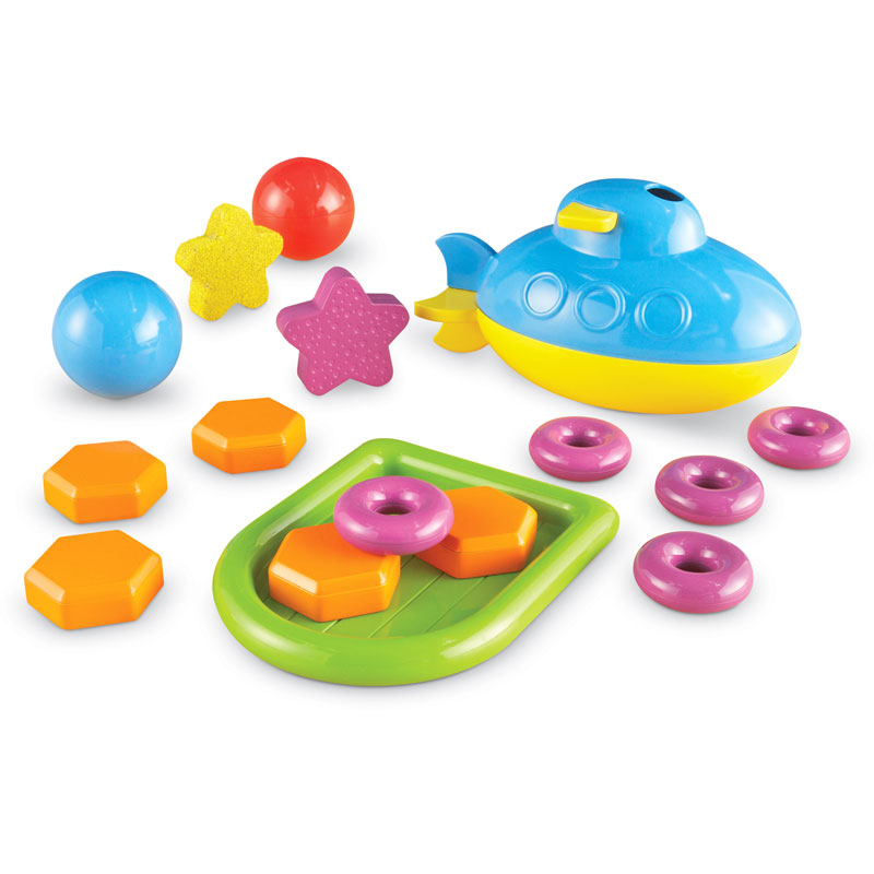 STEM Sink or Float Activity Set - 32 Pieces - by Learning Resources - LER2827