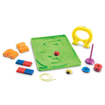 STEM Magnets Activity Set - 24 Pieces - by Learning Resources - LER2833