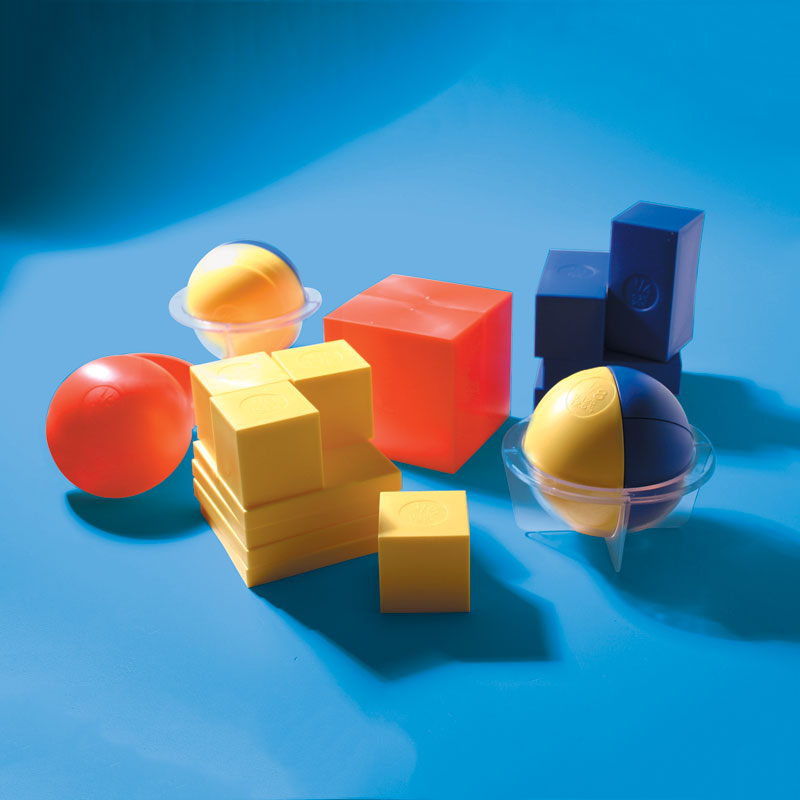 Invicta Fraction Cubes and Spheres - IP051759