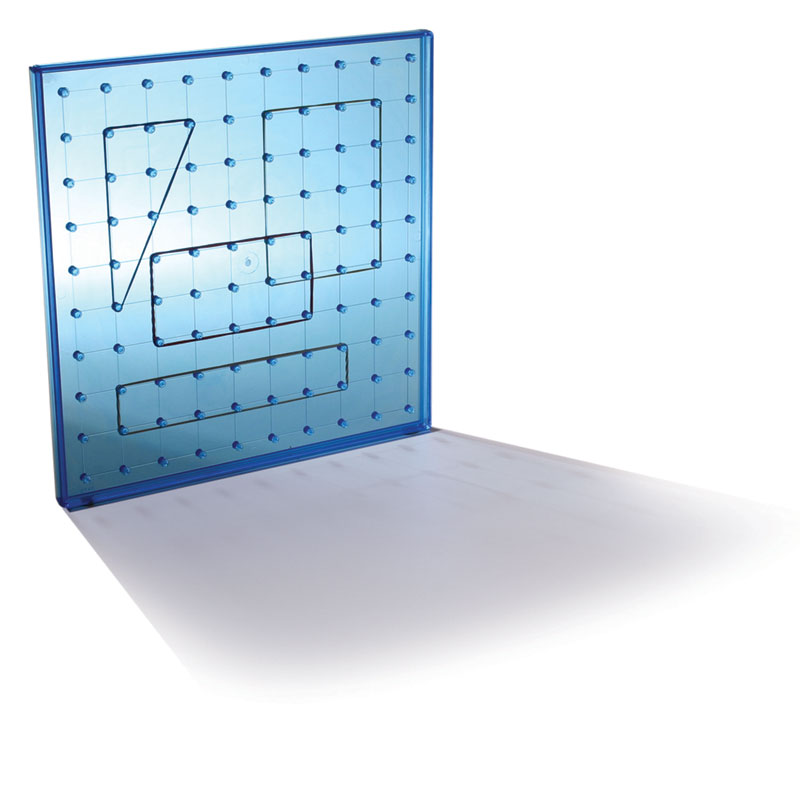 Invicta Translucent 10 x 10 Pin Board - IP091559