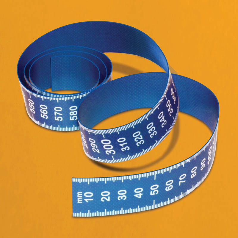 Invicta Millimetre Tape Measure - Pack of 10 - IP094659