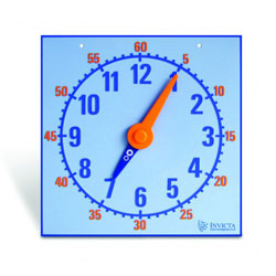 Invicta Geared Big Clock