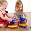 TTS Marvellous Metallics Coloured Pebbles - Set of 10 - EY04676