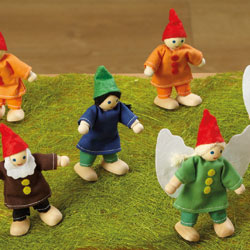 TTS Small World Woodland Fairy Friends - Set of 10 [EY04807]