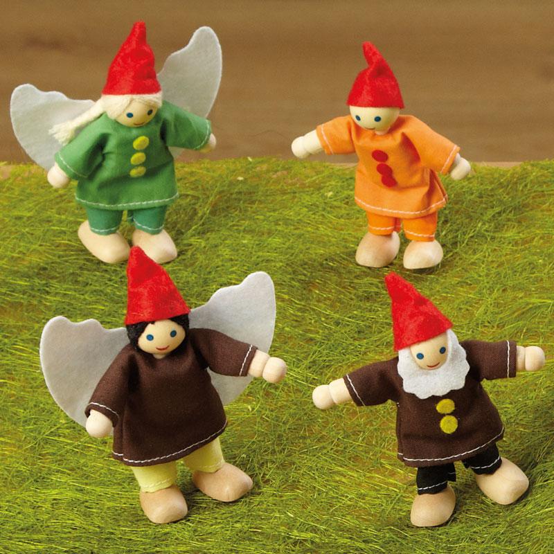 TTS Small World Woodland Fairy Friends - Set of 10 - EY04807