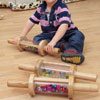 TTS Wooden Treasure Cylinder Rolling Pins - Pack of 3 - EY01163