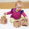 TTS Wooden Baby Posting Pots - Pack of 4 - EY04128