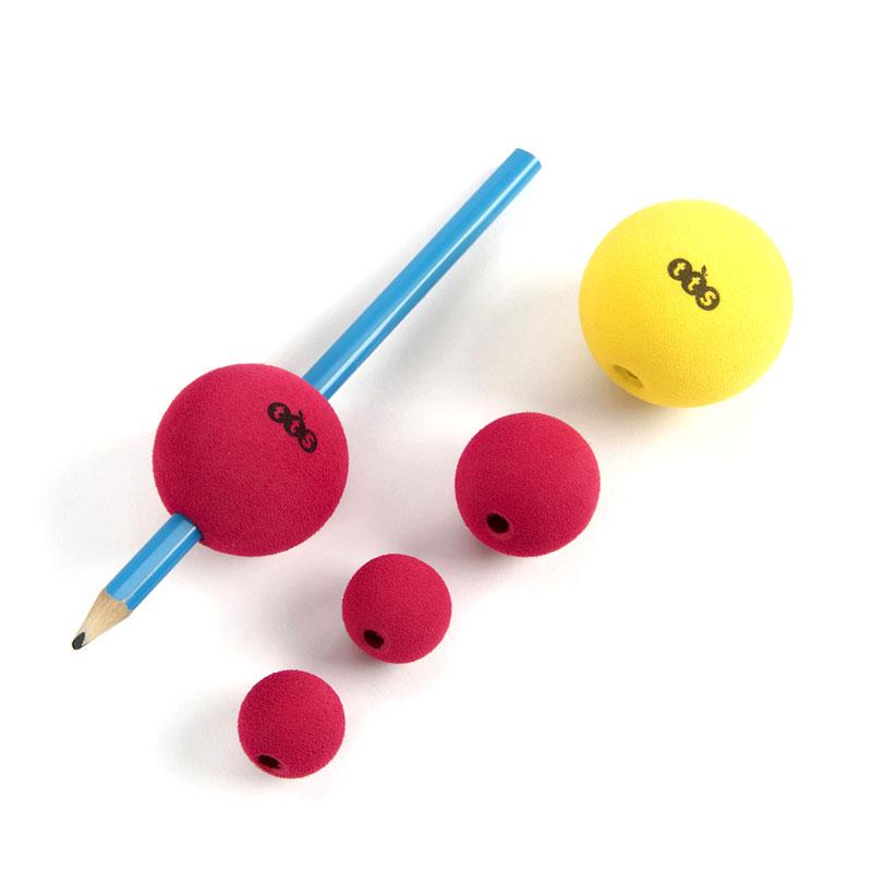 TTS Muscle Developmental Pencil Grips - Set of 5 - SD12325
