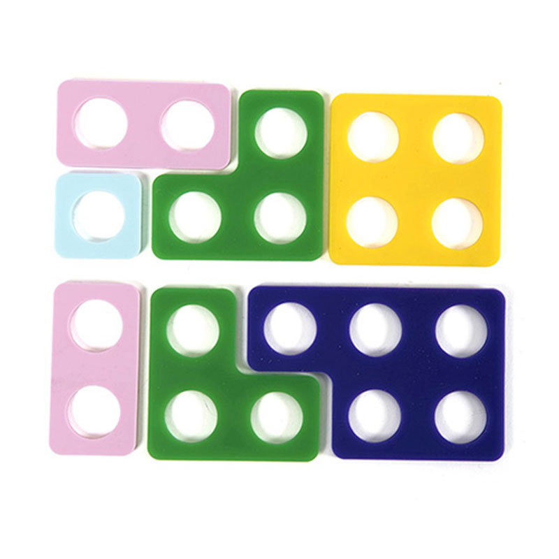 TTS Desktop Silicone Number Frames - Set of 80 - MA03216