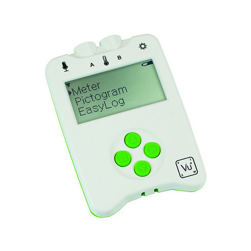 EasySense Vu+ Primary Data Logger Pack - USB & Bluetooth (Includes Storage Case) - 2305PK