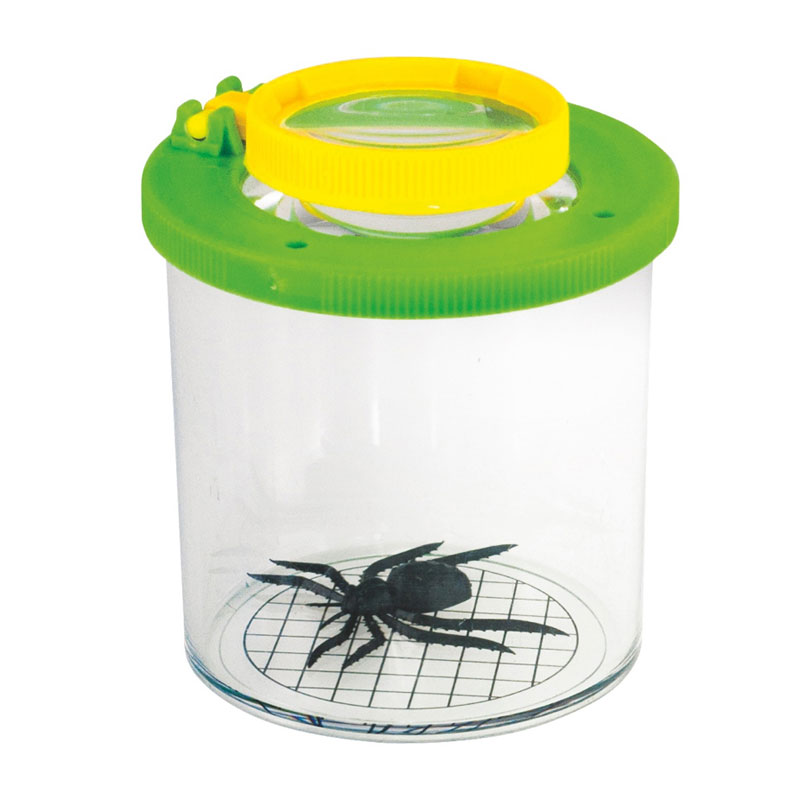 Bug Viewer - Green/Yellow - Pack of 10 - CD61006/10