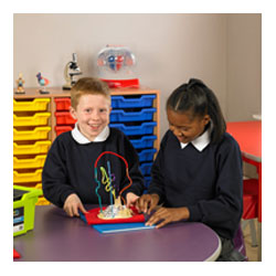 STEM in Action - Silly Straws Challenge Project - by Learning Resources - LSP2795-UK