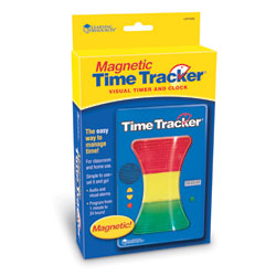 Magnetic Time Tracker - by Learning Resources [LER6968 , SD12170]