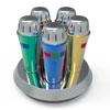 TTS Metallic Mini Recordable Microphones - Set of 5 - EY07203