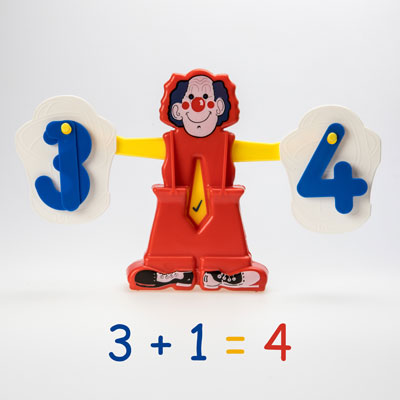 Invicta Number Juggler - Including Number & Bucket Weights - IP178159