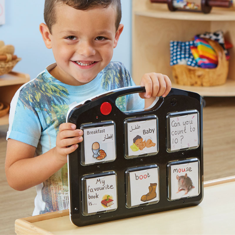 TTS Recordable Talking Briefcase - EY07508