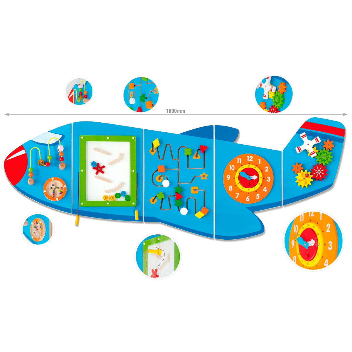 Buy Aeroplane Activity Wall Panels | Primary ICT Shop for Primary ...