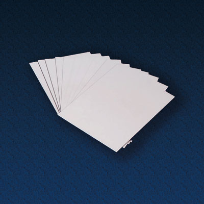 Double Sided Plastic Mirrors 150 x 100mm - Pack of 10 - CD48326
