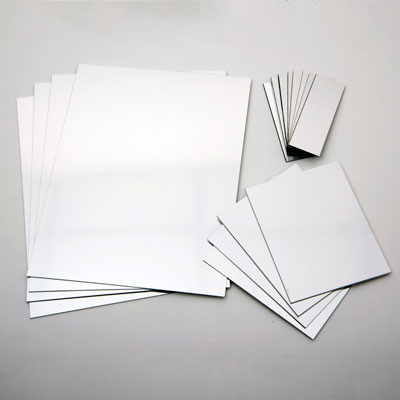 Double Sided Plastic Mirrors Assortment - Set of 16 - CD48338