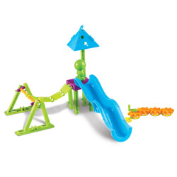 STEM Playground Engineering & Design Activity Set - 104 Pieces - by Learning Resources