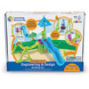 STEM Playground Engineering & Design Activity Set - 104 Pieces - by Learning Resources - LER2842