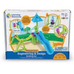 STEM Playground Engineering & Design Activity Set - by Learning Resources [LER2842]