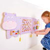 Activity Wall Panel - Hippo - CD76027
