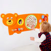 Activity Wall Panel - Bear