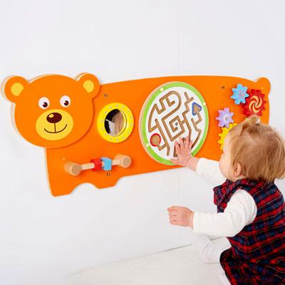 Activity Wall Panel - Bear - CD76029