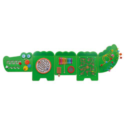Activity Wall Panel - Crocodile