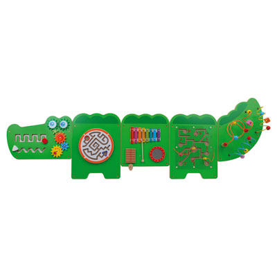 Activity Wall Panel - Crocodile - CD76023