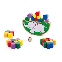 Elephant Balancing Game [CD76079]