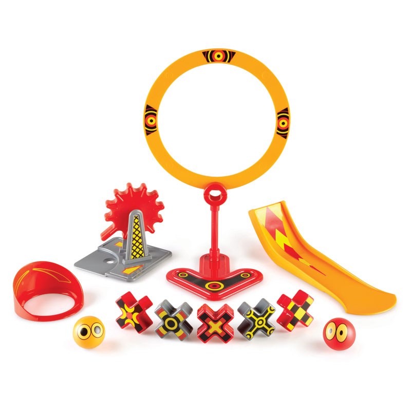 Wacky Wheels STEM Challenge - by Learning Resources - LER9289