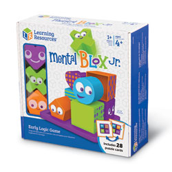 Mental Blox Junior - by Learning Resources [LER9285]