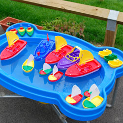Play Boat Set - Set of 20