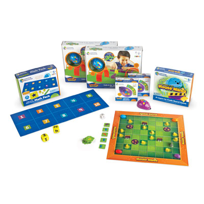 Code & Go STEM Programmable Robot Mouse - Classroom Set - by Learning Resources - LER2862
