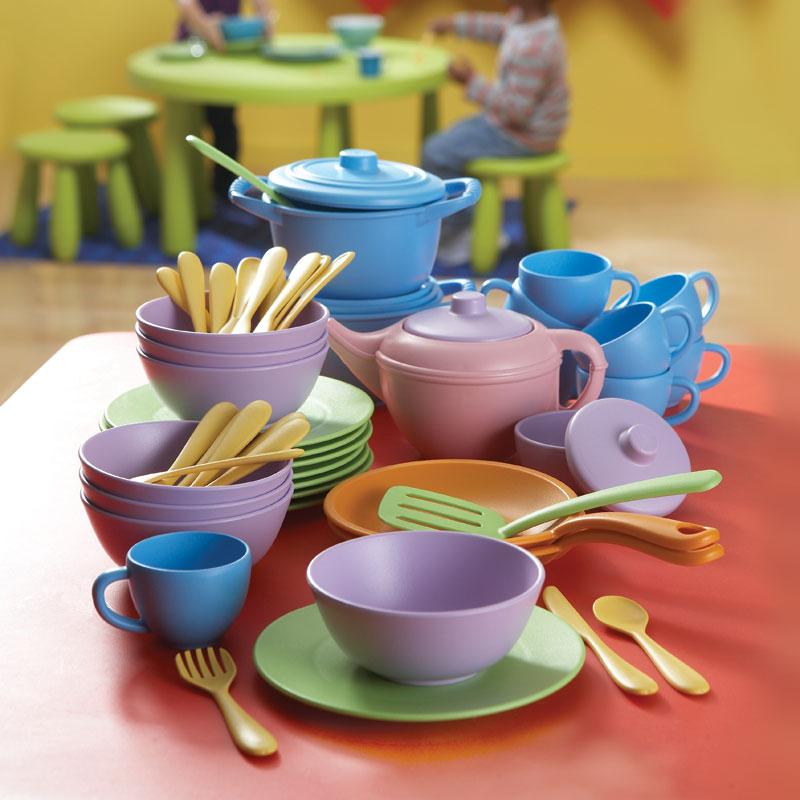 Green Toys Classroom Cafe - EI-1881