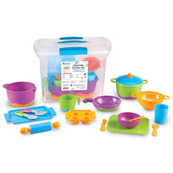 New Sprouts Classroom Kitchen Set - by Learning Resources