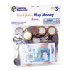 UK Play Money Coins & Notes - Assortment Set of 96 Pieces - LSP2629-MUK