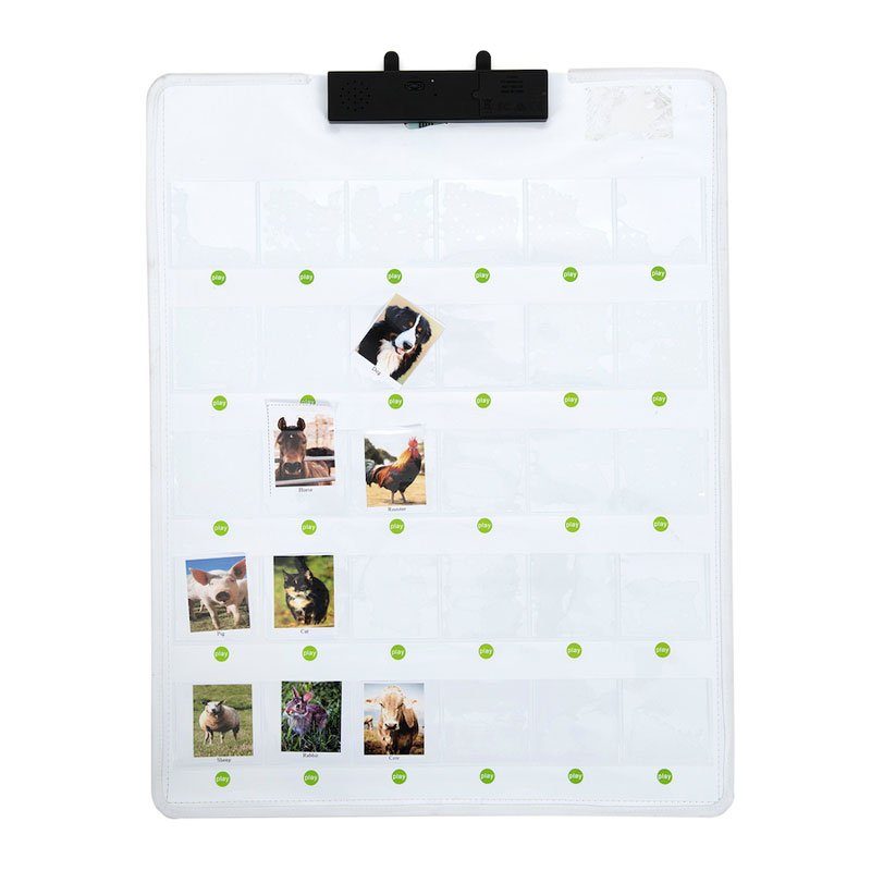 TTS Outdoor Interactive Wall 2 - with 30 pockets - IT10003