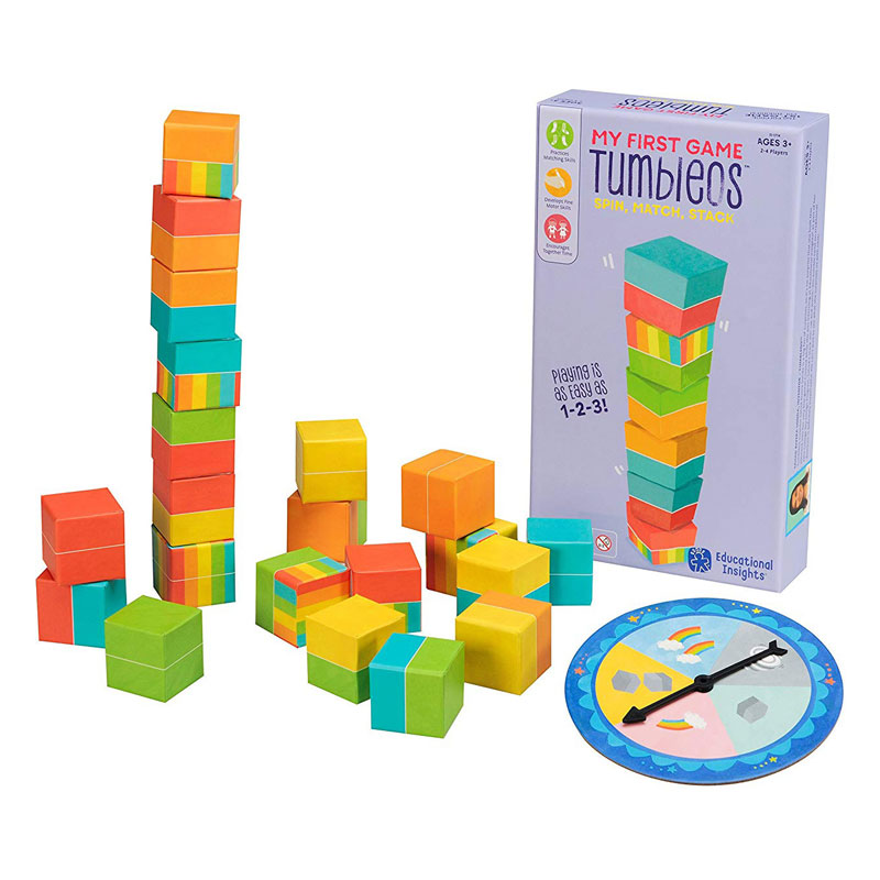 My First Game Tumbleos - by Educational Insights - EI-1714